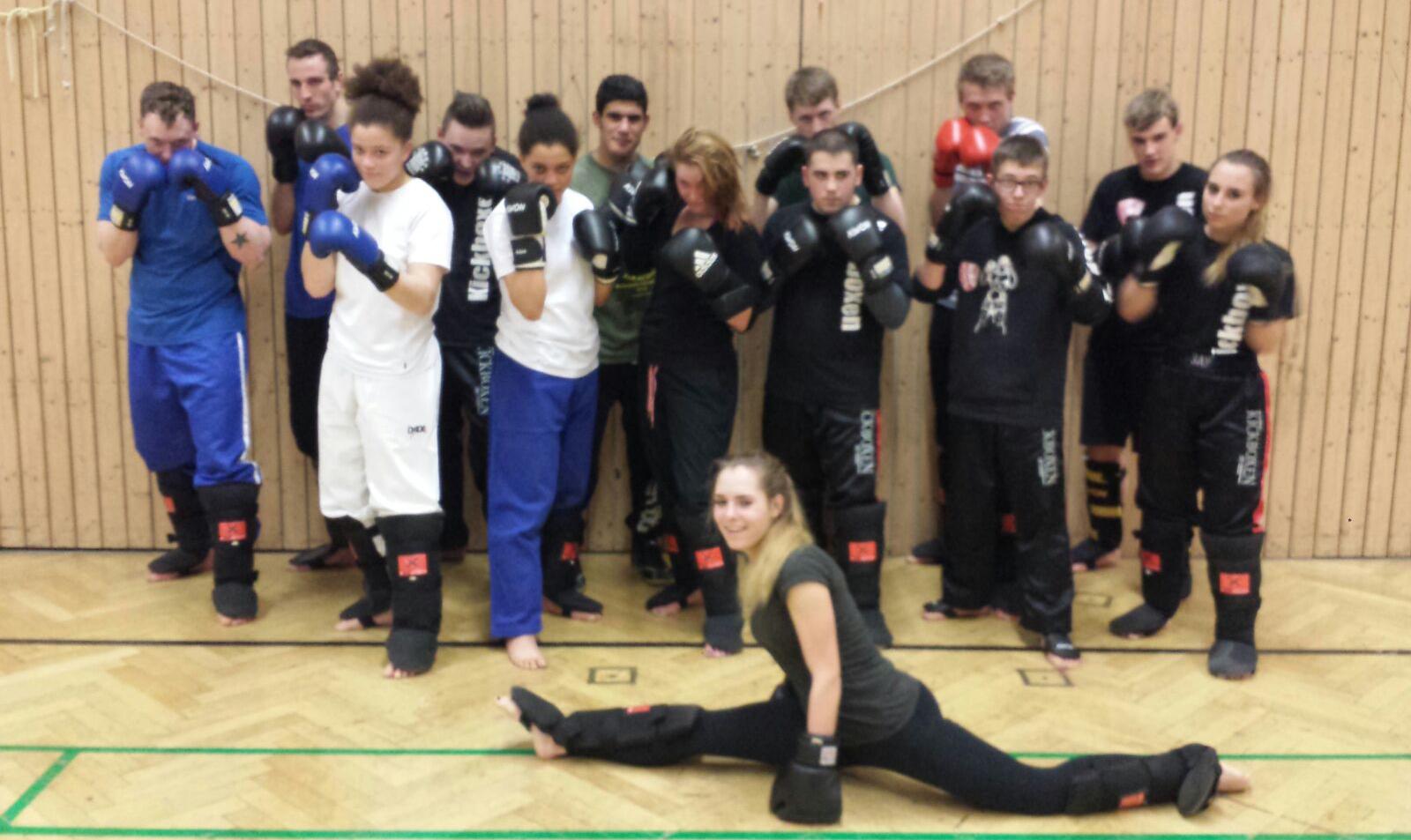 Kickboxen Soest Beitrag Bild
