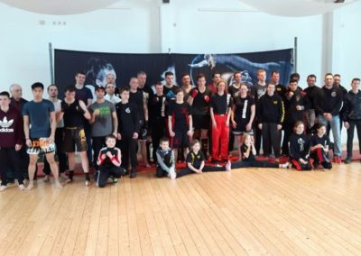 Impressionen vom Tag der offenen Tür im KampfsportCenter Soest am 25.03.2018