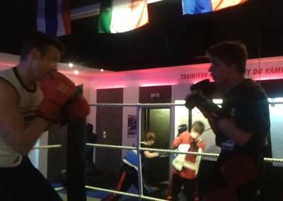 Kickboxtraing KampfsportCenter Warstein