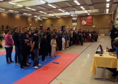 Deutsche Meisterschaft im Kickboxen des IBV in Soest 2013