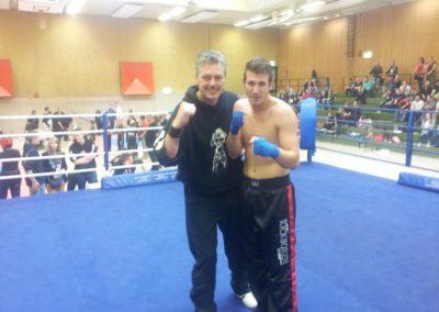 Deutsche Meisterschaft im Kickboxen des IBV in Soest 2014