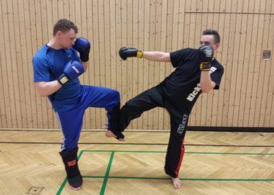 kickboxtraining soest februar 2016 (1)