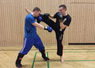 kickboxtraining soest februar 2016 (2)