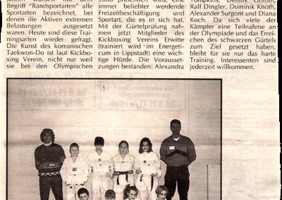Wochentip-05-03-1998-Taekwon-Do-Nachwuchs-schaffte-Gürtelprüfungen