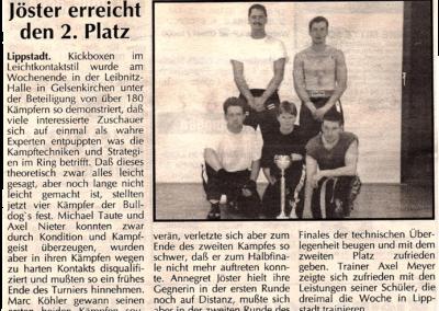 Wochentip-24-04-1998-Jöster-erreicht-den-2-Platz