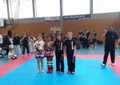 14. Newcomer Turnier im Kickboxen am 9. Juni 2018 in Sundern (1)