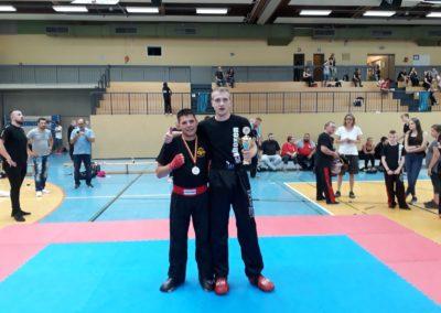 14. Newcomer Turnier im Kickboxen am 9. Juni 2018 in Sundern (10)