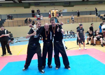 14. Newcomer Turnier im Kickboxen am 9. Juni 2018 in Sundern (11)
