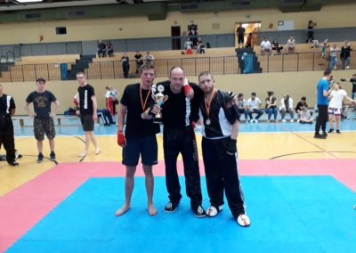 14. Newcomer Turnier im Kickboxen am 9. Juni 2018 in Sundern (12)