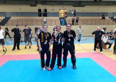 14. Newcomer Turnier im Kickboxen am 9. Juni 2018 in Sundern (13)