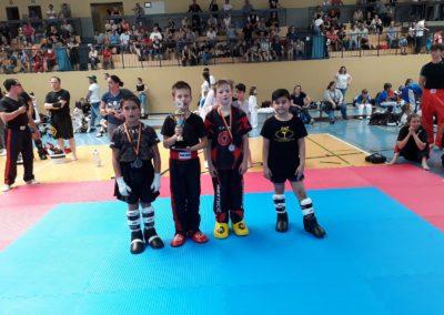 14. Newcomer Turnier im Kickboxen am 9. Juni 2018 in Sundern (2)