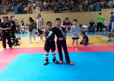 14. Newcomer Turnier im Kickboxen am 9. Juni 2018 in Sundern (4)