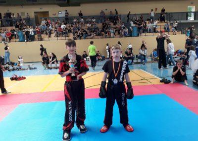 14. Newcomer Turnier im Kickboxen am 9. Juni 2018 in Sundern (5)