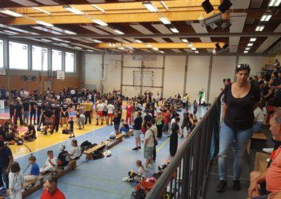 14. Newcomer Turnier im Kickboxen am 9. Juni 2018 in Sundern (6)